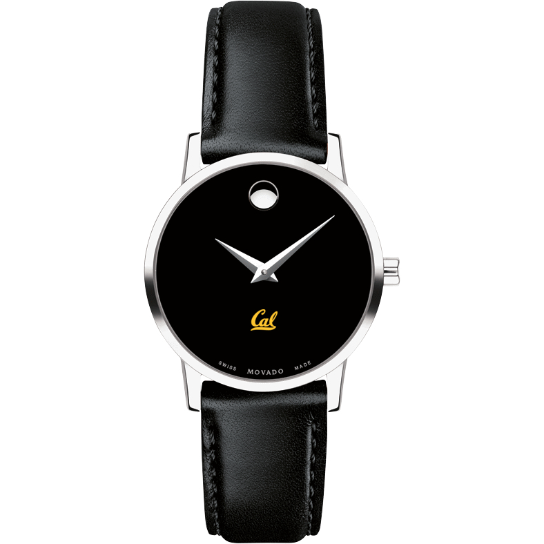 Berkeley Women's Movado Museum with Leather Strap