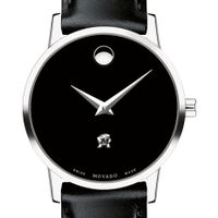 Maryland Women's Movado Museum with Leather Strap