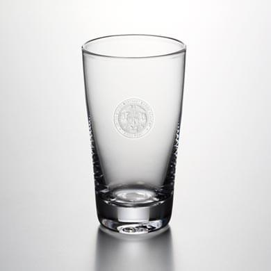 USMMA Pint Glass by Simon Pearce