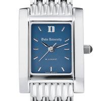 Duke Women's Blue Quad Watch with Bracelet