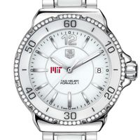 MIT Women's TAG Heuer Formula 1 Ceramic Diamond Watch