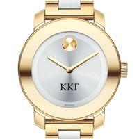 Kappa Kappa Gamma Women's Movado Two-Tone Bold Image-1 Thumbnail