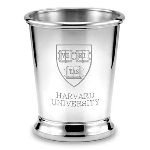 Harvard Pewter Julep Cup