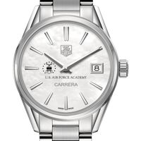 Air Force Academy Women's TAG Heuer Steel Carrera with MOP Dial