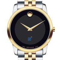 Naval Academy Men's Movado Two-Tone Museum Classic Bracelet
