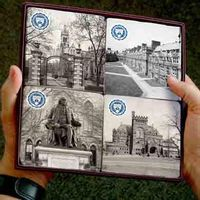 Penn Campus Marble Coasters