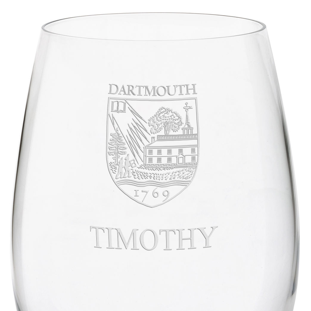 Dartmouth Red Wine Glasses - Set of 4
