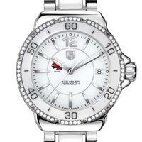 Miami University Women's TAG Heuer Formula 1 Ceramic Diamond Watch