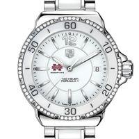 MSU Women's TAG Heuer Formula 1 Ceramic Diamond Watch
