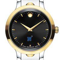 Naval Academy Men's Movado Luno Sport Two-Tone
