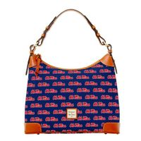 Ole Miss Dooney & Bourke Hobo Bag