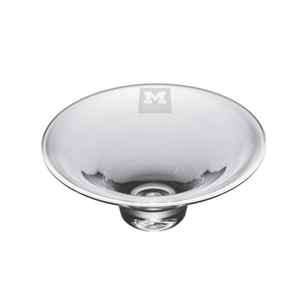 Michigan Glass Hanover Bowl by Simon Pearce