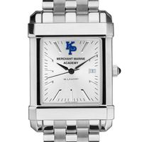 Merchant Marine Academy Men's Collegiate Watch w/ Bracelet