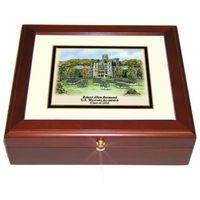 West Point Eglomise Desk Box