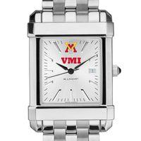VMI Men's Collegiate Watch w/ Bracelet
