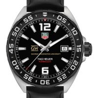George Washington Men's TAG Heuer Formula 1 with Black Dial