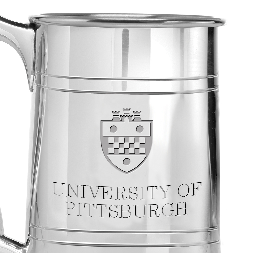 Pittsburgh Pewter Stein