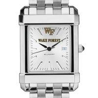 Wake Forest Men's Collegiate Watch w/ Bracelet