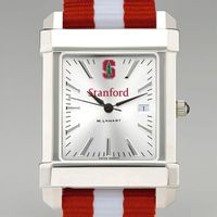Stanford Men's Collegiate Watch w/ NATO Strap