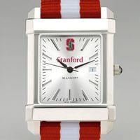 Stanford Men's Collegiate Watch w/ NATO Strap