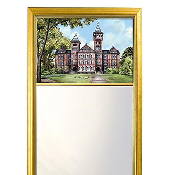 Auburn Eglomise mirror