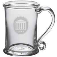 Ole Miss Glass Tankard by Simon Pearce Image-1 Thumbnail