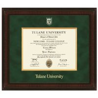 Tulane University Excelsior Frame