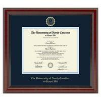 UNC Fidelitas Diploma Frame