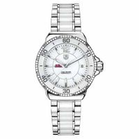 Ole Miss Women's TAG Heuer Formula 1 Ceramic Diamond Watch