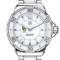 Baylor University Women's TAG Heuer Formula 1 Ceramic Diamond Watch