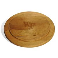 Wake Forest Round Bread Server