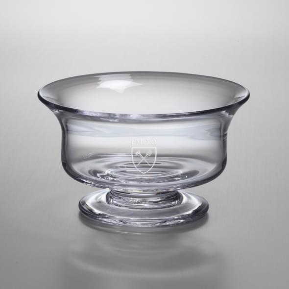 Emory Medium Glass Presentation Bowl by Simon Pearce