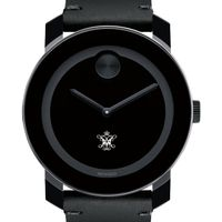 William & Mary Men's Movado BOLD with Leather Strap