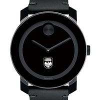 Chicago Men's Movado BOLD with Leather Strap