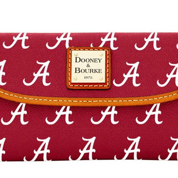Alabama Dooney & Bourke Continental Clutch