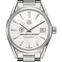 James Madison Women's TAG Heuer Steel Carrera with MOP Dial