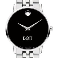 Beta Theta Pi Men's Movado Museum with Bracelet Image-1 Thumbnail