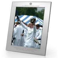 Merchant Marine Academy Polished Pewter 8x10 Picture Frame
