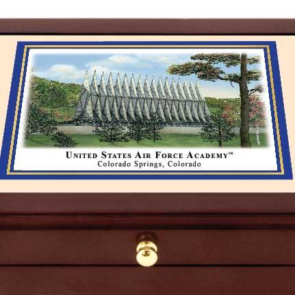 Air Force Academy US Mini Desk Box