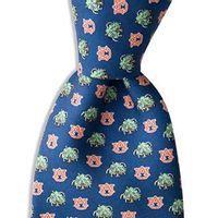 Auburn Vineyard Vines Tie