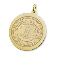 VMI 14K Gold Charm