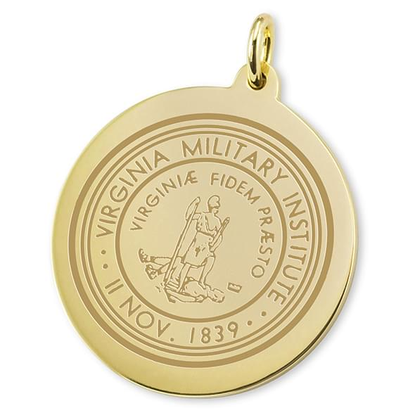VMI 14K Gold Charm Image-2