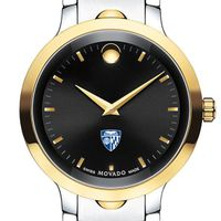 Johns Hopkins Men's Movado Luno Sport Two-Tone