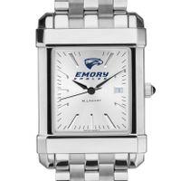 Emory Men's Collegiate Watch w/ Bracelet