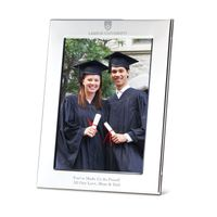 Lehigh Polished Pewter 5x7 Picture Frame