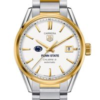 Penn State Men's TAG Heuer Two-Tone Carrera with Bracelet