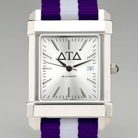 Delta Tau Delta Men's Collegiate Watch w/ NATO Strap Image-1 Thumbnail