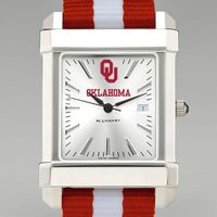 Oklahoma Men's Collegiate Watch w/ NATO Strap