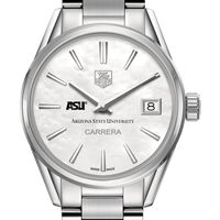 Arizona State Women's TAG Heuer Steel Carrera with MOP Dial