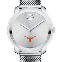 Texas Women's Movado Stainless Bold 36